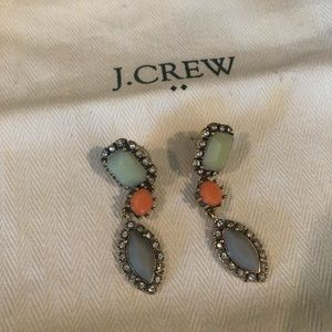 JCrew jade earrings-fashion jewelry